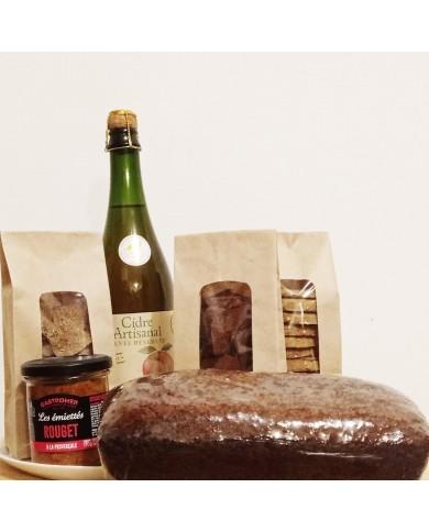 Panier COMPLET 100% Breton