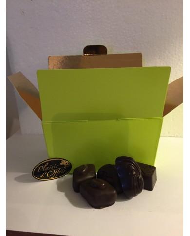 Ballotin  chocolats Noir 250g