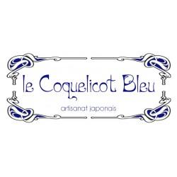 le coquelicot bleu
